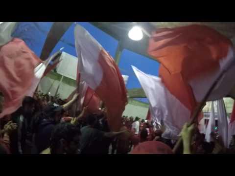 Lanus 0 - 2 Independiente | Previa - Los pibes del rojo... - La Barra del Rojo - Independiente