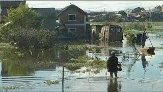 Su baskınları Madagaskar'da 14 can aldı