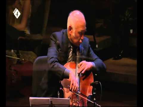 Tsuyoshi Tsutsumi - Amsterdamse Cello Biënnale