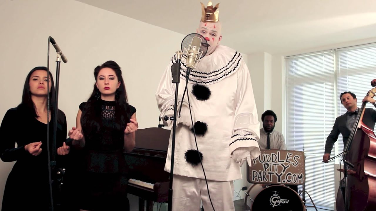 "Royals – (""Sad Clown With The Golden Voice"" Version) – Lorde Cover"