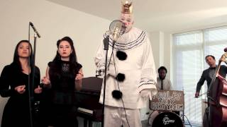 Download Lagu Royals - (Sad Clown With The Golden Voice) - Postmodern Jukebox Lorde Cover ft. Puddles Pity Party Mp3