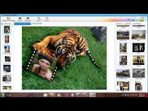 foto montajes con Funny Photo Maker censillo y bien explicado