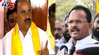 TTDP Leaders Respond For Motkupalli Narasimhulu Controversial Comments