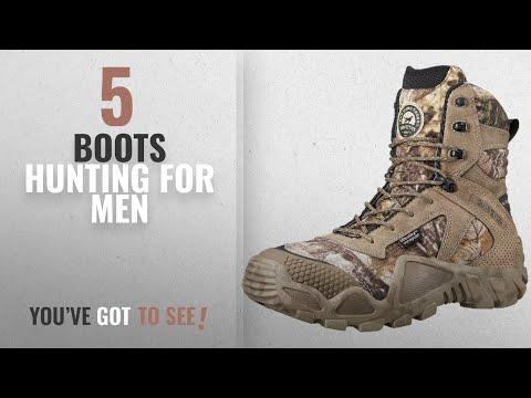Top 10 Boots Hunting [ Winter 2018 ]: Irish Setter Men's 2870 Vaprtrek Waterproof 8