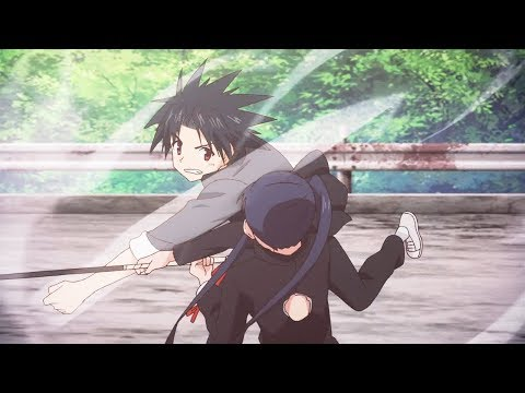 UQ Holder!「 AMV 」- Touta vs Kuroumaru