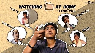 Video Watching Tv at home - a short play MP3, 3GP, MP4, WEBM, AVI, FLV Oktober 2017