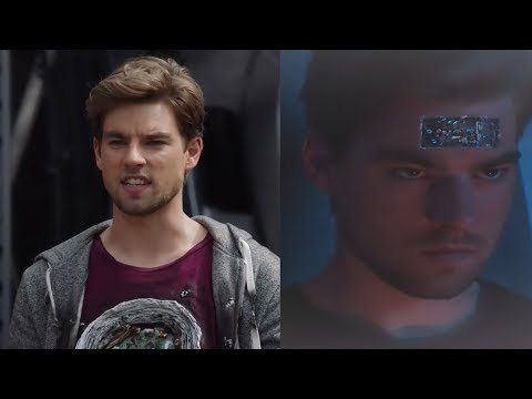 Power Rangers - Cyborg Aiden in Power Rangers Ninja Steel | Episodes 10-12 | Power Rangers Official