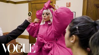 Behind Lady Gaga's Legendary Met Gala Looks | Vogue