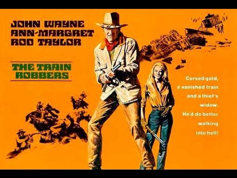 The Train Robbers (Suite)