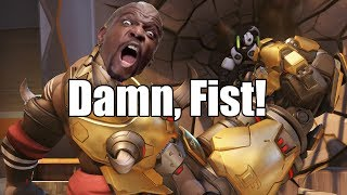 Also known as the Top 10 Betrayals in Anime ever (filling all ten places), it turns out Blizzard only invited Terry Crews to their secret headquarters to MOCK HIM ABOUT NOT GETTING THE ROLE OF DOOMFIST!!! I mean, did they not see Mr Crews do voice lines with Yahoo Esports. I mean c'mon, Jeff. The man's an acting gem. Even The Rock thinks he should do it. Then again, The Rock was also in the Baywatch remake, so I guess he's not immune to bad choices like the rest of us. We're not perfect, people. Love each other for our faults. Unless those faults involve being a serial killer or something evil like that, in which case don't accept those people. They're lame as hell, yo. Anyway, back to what we were talking about. Terry Crews isn't Doomfist, but the guy who does play him is like, a veteran actor and stuff. So I guess it balances out. But I'm keeping my eye on you, Sahr Ngaujah! Lest we have another Anime Betrayal compilation video set to 'In The End' by Linkin Park. Great song, though.Thanks, and enjoy!Game: Overwatch by Blizzard Entertainment