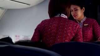 Video Terbang dari Soekarno Hatta Cengkareng ke Kualanamu Medan dengan Lion Air MP3, 3GP, MP4, WEBM, AVI, FLV Februari 2019