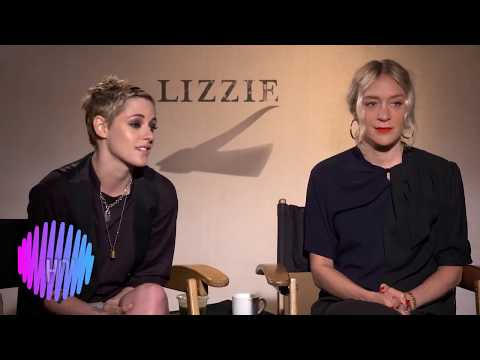 "Kristen Stewart & Chloe Sevigny Interview On ""Lizzie"" Borden"