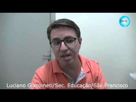 São Francisco - Secretário Luciano Giacometi anuncia novo sistema de Educação para São Francisco