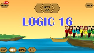 River Crossing IQ videosu
