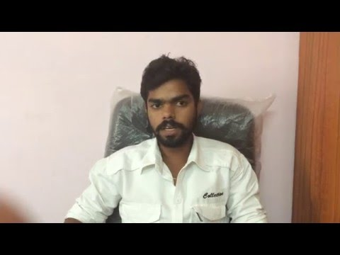 Mr.James |Diploma in Fire and safety Engg | Tamil Nadu