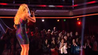 Carrie Underwood videoclip Good Girl (On Dancing With The Stars) (Live)