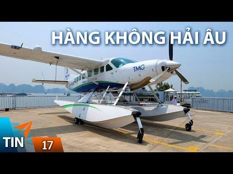 TIN MÁY BAY #17: Hàng không Hải Âu bay Đà Nẵng-Huế  | Yêu Máy Bay - Thời lượng: 4 phút, 45 giây.