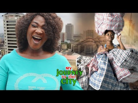 My Journey To The City 5&6 - Mercy Johnson Latest  Nigerian Nollywood Movie/African Movie Full HD