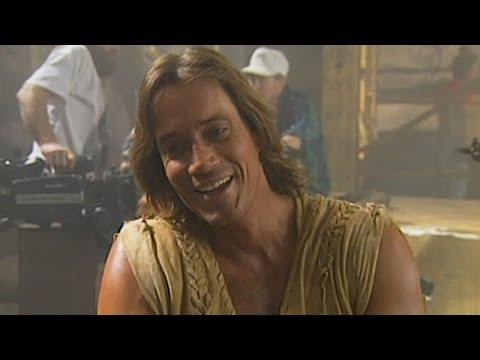 FLASHBACK: Kevin Sorbo Was the Hunkiest Hercules Ever