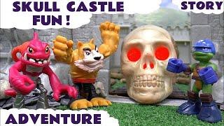 Attack at Skull Castle