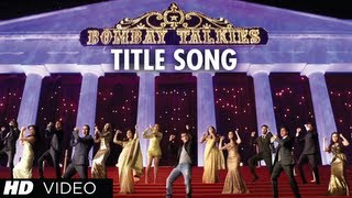 Apna Bombay Talkies Title Song (Video) | Aamir Khan, Madhuri Dixit, Akshay Kumar&Others