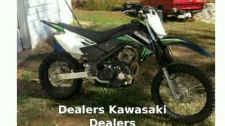 6. 2009 Kawasaki KLX 140 Monster Energy - Specs and Specification