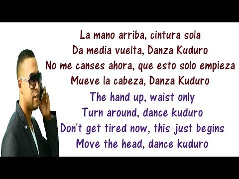 Danza Kuduro - Don Omar Ft Lucenzo Lyrics English And Spanish & Portuguese - Translation & Meaning
