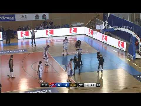 ΠΑΝΙΩΝΙΟΣ – ΡΕΘΥΜΝΟ | Basket League | 19/10/2019 | ΕΡΤ