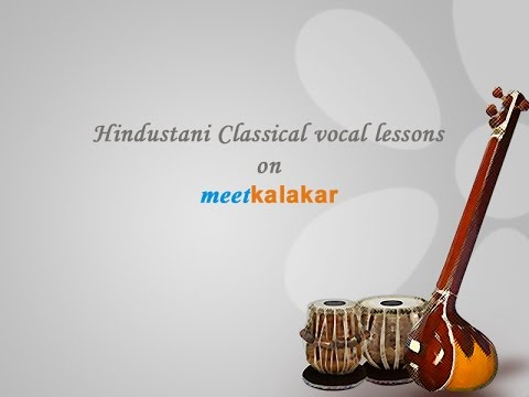 Hindustani Classical Vocal Music Lessons For Beginners – Podcast 2
