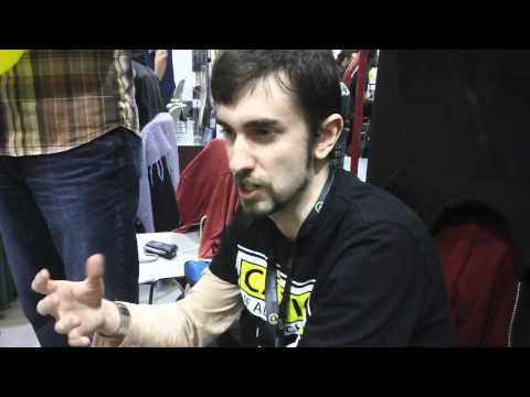 Interview w/ Dan Szilagyi on 8-Bit at ECCC 2012