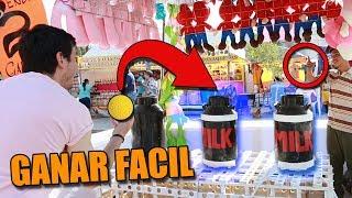 Video COMO GANAR FACIL EN LOS JUEGOS DE LA FERIA | PARTE 2 | TRUCOS MP3, 3GP, MP4, WEBM, AVI, FLV Juni 2019