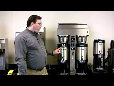 FETCO Coffee Brewing Equipment - Ask the Expert Series