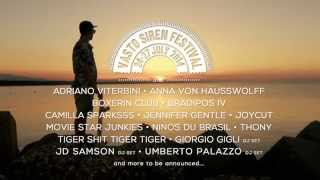 Vasto Italy  City pictures : Siren Festival 2014 • official teaser • Vasto (Italy) 24th // 27th July