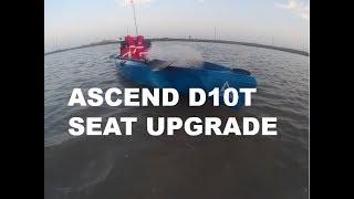 8. ASCEND D10T SEAT