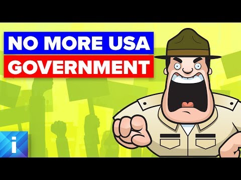 What If The US Government (Suddenly) No Longer Existed?