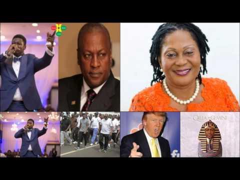 Bodam by Hama - Ghana's President, John Mahama's Son (видео)