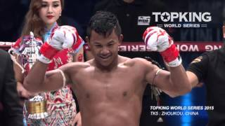 Zhoukou China  city photos : TK5 SUPERFIGHT :Thongchai Sitsongpeenong (Thailand) VS Aydin Tuncay (Turkey) (Full Fight HD)