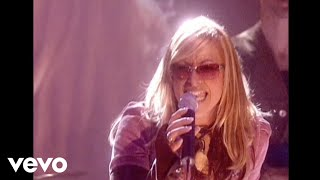 """Anastacia performed """"Why'd You Lie To Me"""" live on CD:UK."""