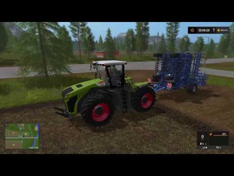 Claas Xerion with Kaweco Double Twin Shift v1.1.7.0