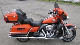 6. 2009 Harley Davidson FLHTCU Ultra Classic #1272 $13500