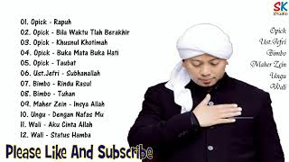 Video Lagu Religi Ust Jefri, Opick, Bimbo, Maher Zein, Ungu & Wali (Syahdu - Enak di Dengar) #02 MP3, 3GP, MP4, WEBM, AVI, FLV Maret 2019