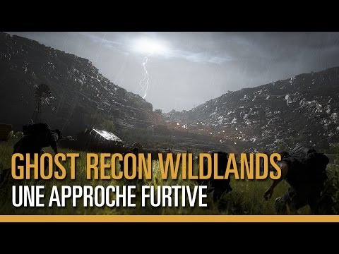Ghost Recon Wildlands en vidéo de gameplay