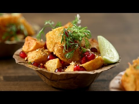 Aloo Chaat Recipe | Quick & Popular Indian Chaat Recipe | The Bombay Chef – Varun Inamdar
