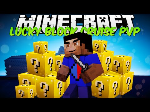 ship - Minecraft Lucky Block Ship PVP: Minecraft Lucky Block Mod. Follow me on TWITTER: http://twitter.com/#!/Vikkstar123 Like my Facebook Page: http://www.facebook.com/Vikkstar123 My Instagram:...