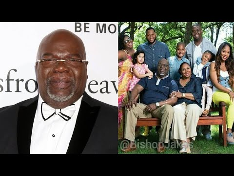 Bishop TD Jakes's Daughter 'Sarah Jakes Roberts' Is All Grown Up, See What She Is Doing Today!