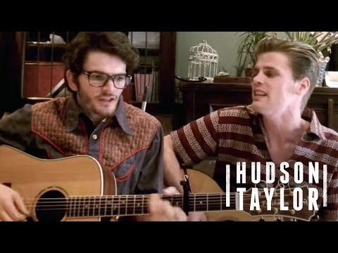 Hudson Taylor - Try (Acoustic - Weapons 7