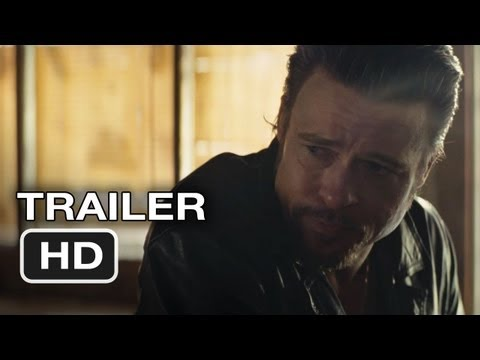 "Brad Pitt Stars in ""Killing Them Softly"" In Theaters November 30"