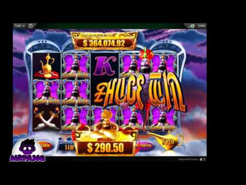 Genie jackpots online slot - Genie Wilds Feature