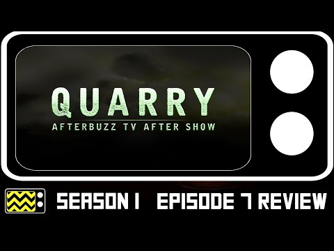 Quarry Season 1 Episode 7 Review w/ Joshua Williams III | AfterBuzz TV