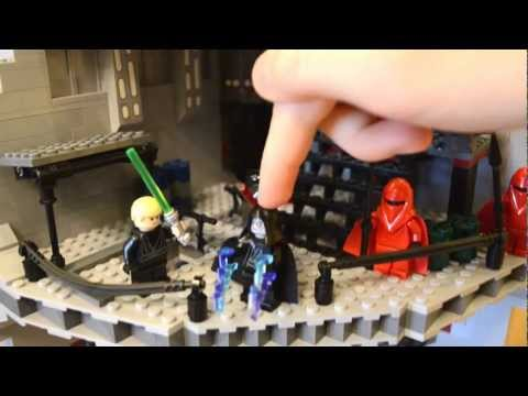 Смерти lego star wars lego star wars outpost defence